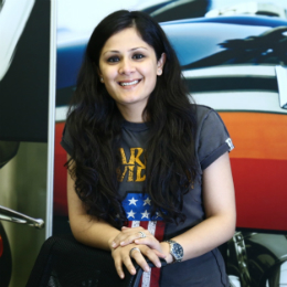 Pallavi Singh Director Marketing  Harley-Davidson India_Image 3